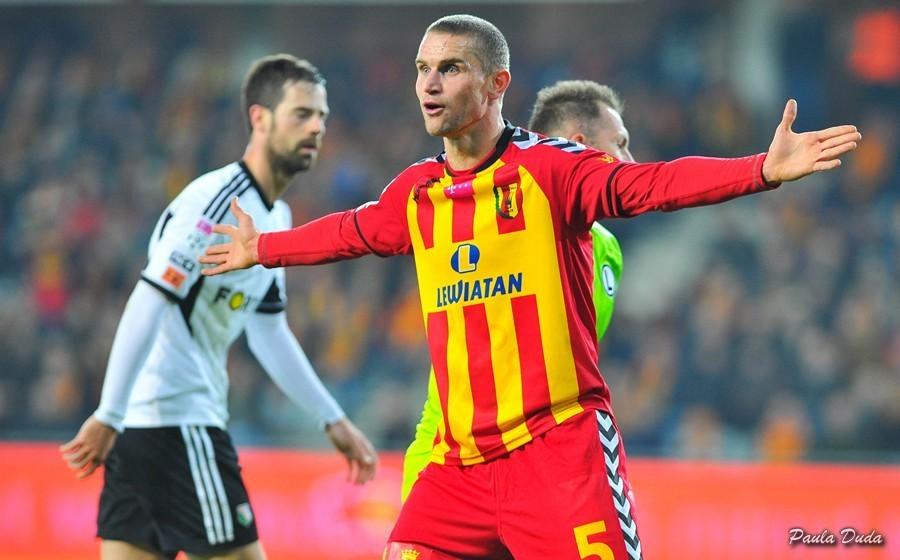 Zdjęcia z meczu Korona - Legia