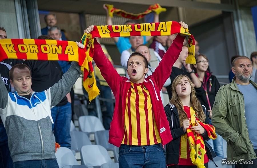 Do sobotniego poranka sprzedano 8 tys. biletów na mecz Korona - Legia
