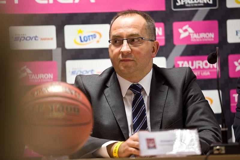 Prezes PZKosz: Znam wiele koszykarskich inicjatyw w Kielcach i wiem jak one się kończyły
