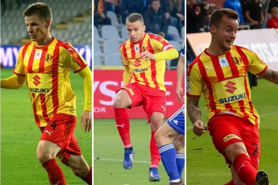 Trzej zawodnicy przedłużyli kontrakty z Koroną Kielce!