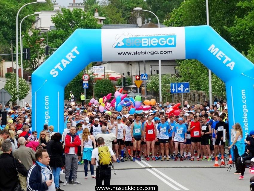 W niedzielę półmaraton w Kielcach. Duże utrudnienia w ruchu!