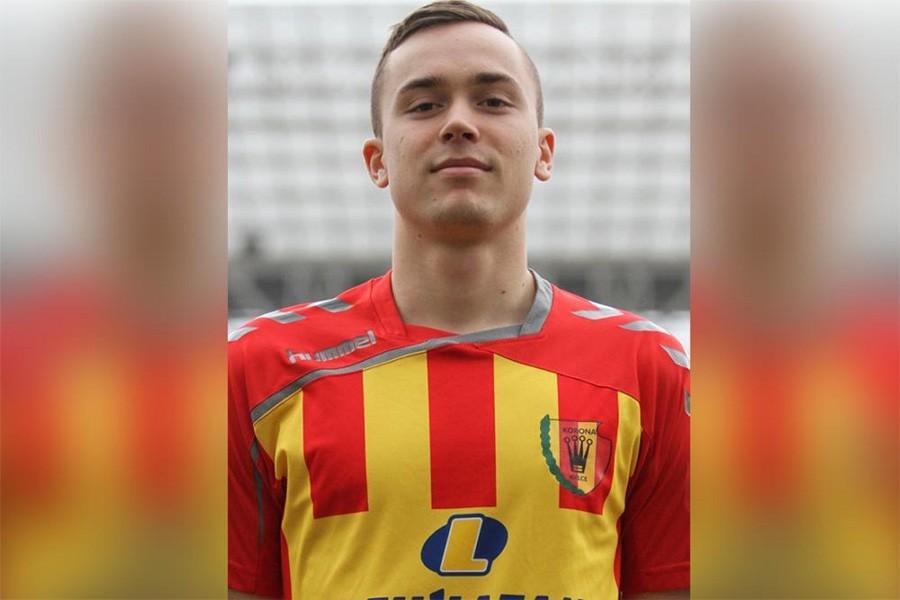 Były piłkarz Korony na testach w Wiśle