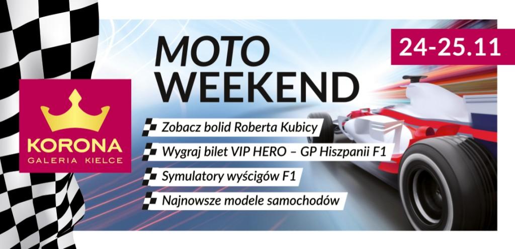 Powiew Formuły 1 w Kielcach