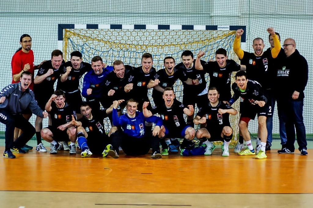 Kielce górą w półfinale Akademickich Mistrzostw Polski w piłce ręcznej! Wygrana Politechniki, trzecie miejsce UJK