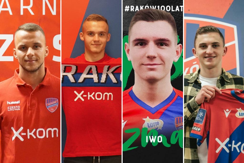 Wychowankowie Korony w Rakowie zdobywcami Pucharu Polski. Szelągowski z asystą w finale