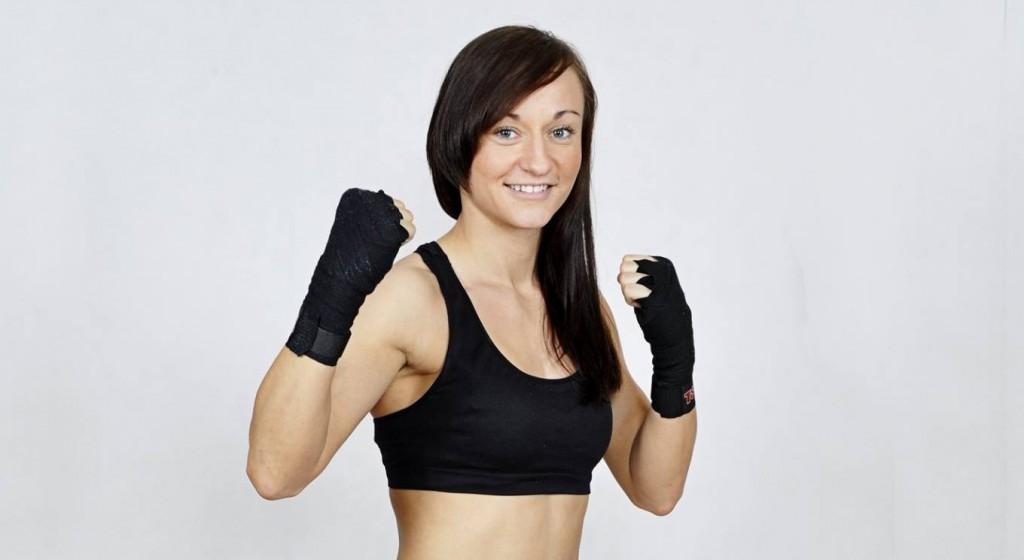 Sandra Drabik mistrzynią Polski w boksie