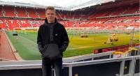 Piłkarz Korony Kielce po testach w Manchesterze United. Teraz celuje w Premier League
