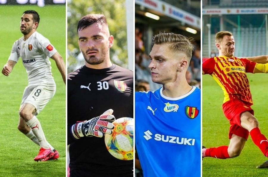Czterech piłkarzy odchodzi z Korony Kielce