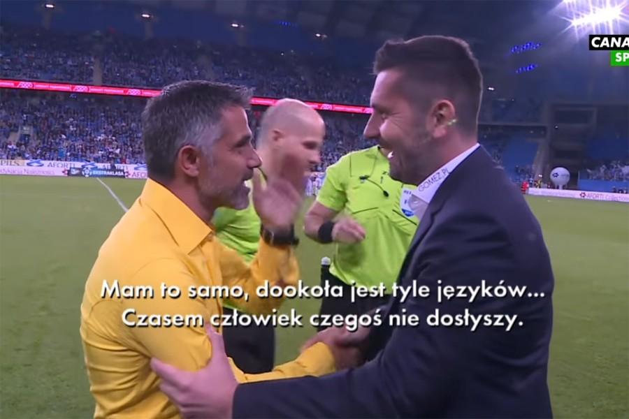 """""""Za Bartoszka też stosowali pressing, ale w obronie nie grali tak dobrze, jak teraz"""" (video)"""