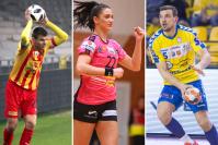 Sportowa sobota w Kielcach. Trzy emocjonujące mecze jeden po drugim!