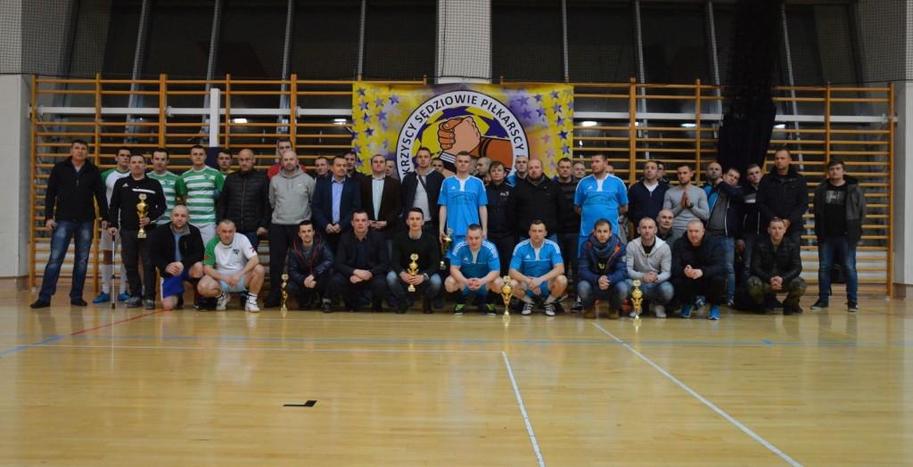 Sędziowie piłkarscy zorganizowali kolejny turniej charytatywny