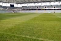 Temperatury spadają. Czy stadion w Kielcach jest gotowy na siarczysty mróz?