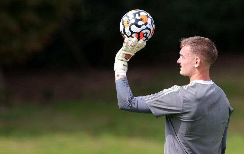 Pochodzący z Chęcin Jakub Stolarczyk wystąpił w sparingu Leicester City