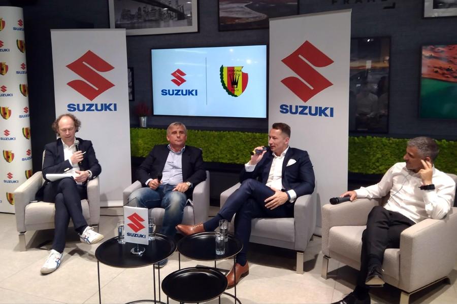 Suzuki sfinansuje transfery Korony. I wejdzie w nazwę stadionu