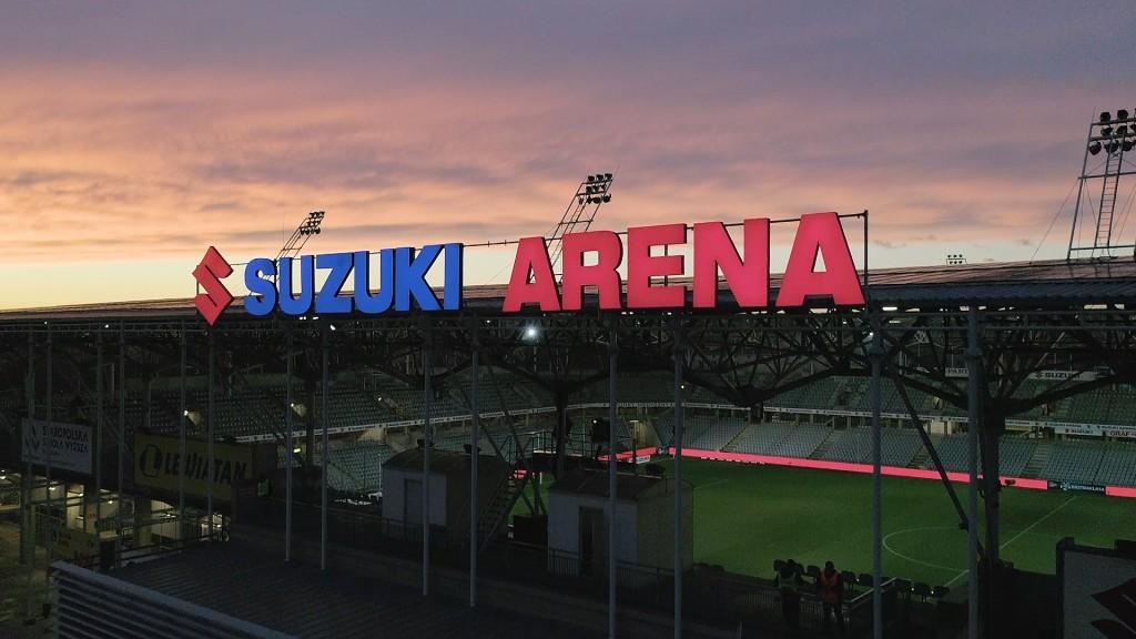Dodatkowe wsparcie od Suzuki dla Korony Kielce. Drużyna pojedzie na obóz do Turcji