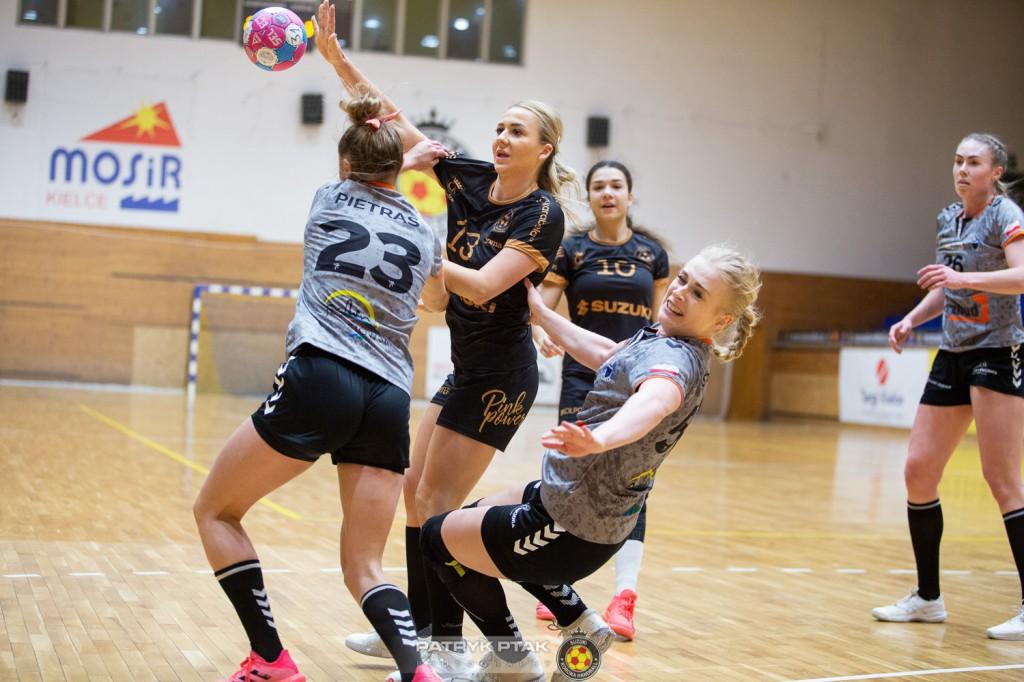 Suzuki Korona Handball rozbiła rywalki na start rundy rewanżowej