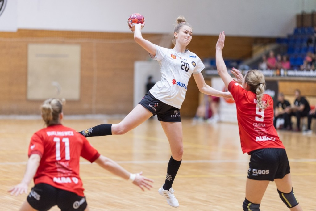 NA ŻYWO! 5. kolejka PGNiG Superligi Kobiet: Suzuki Korona Handball Kielce - Piotrcovia Piotrków Trybulaski