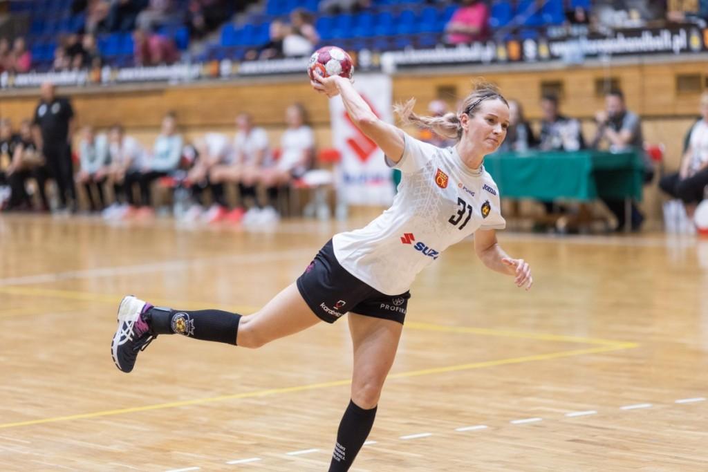 Zawodniczka Suzuki Korony Handball w czołówce Superligi