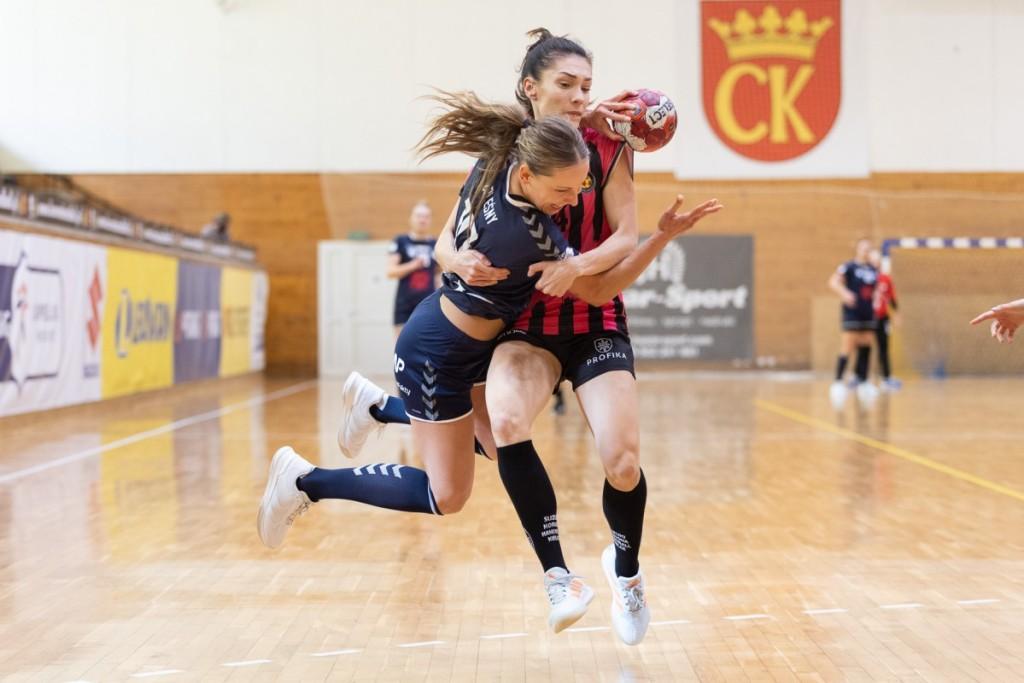 Kosztowna strata punktów. Suzuki Korona Handball słabsza od sąsiada w tabeli