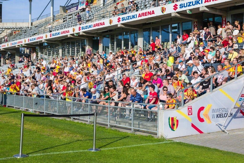Polsat pokaże dwa mecze Korony Kielce