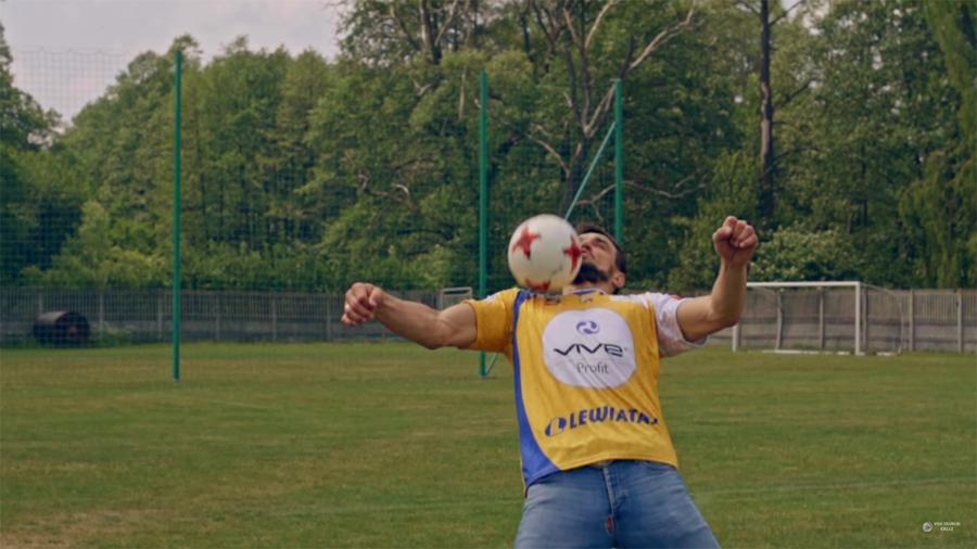 Kapitalny film Vive. Mistrzowie Polski zapraszają kibiców futbolu do Kielc (video)