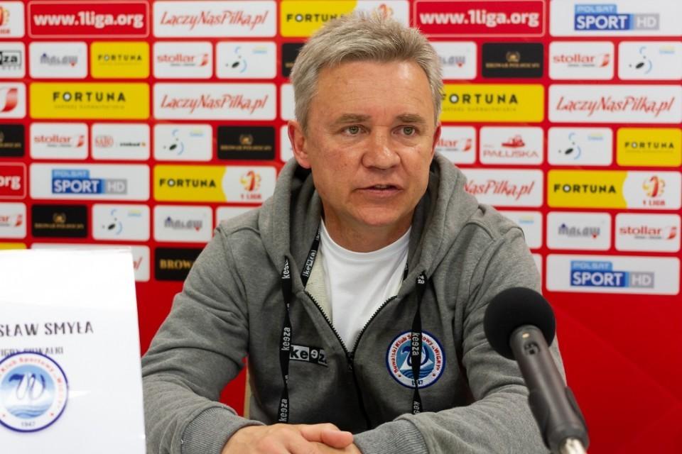 Korona w poniedziałek zaprezentuje nowego trenera. Zostanie nim Mirosław Smyła?