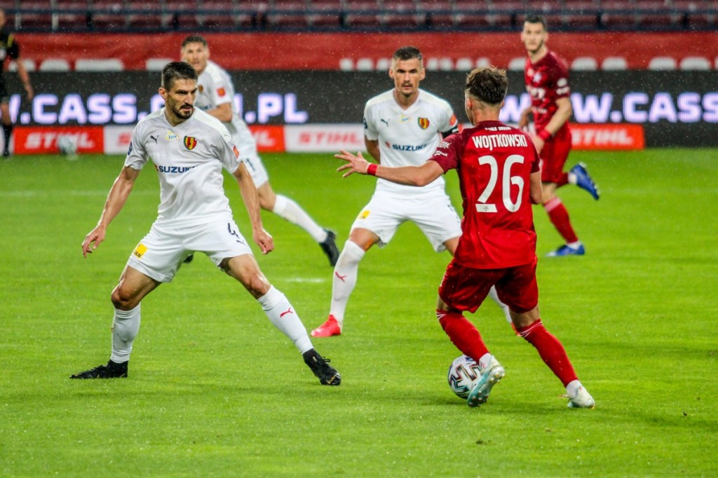 Trzech piłkarzy Korony Kielce ma już wolne. Z ŁKS-em nie zagrają