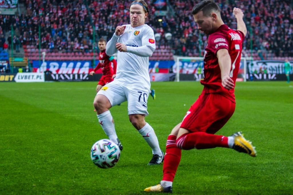 Czołowy piłkarz Korony deklaruje: Jeśli będzie trzeba, będę grał w klubie także w lipcu