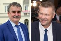 Kto prezydentem - Wojciech Lubawski czy Bogdan Wenta? Na kogo warto oddać głos?