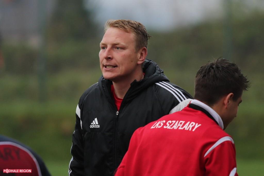 Trener Smyła ma nowego asystenta. Współpracował z nim już w Odrze Opole