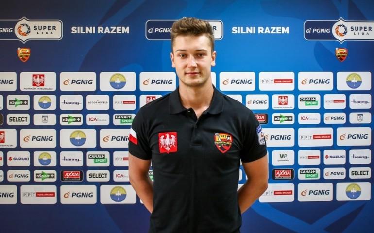 Transfer AZS UJK Kielce! Klub pozyskał bramkarza prosto z Superligi